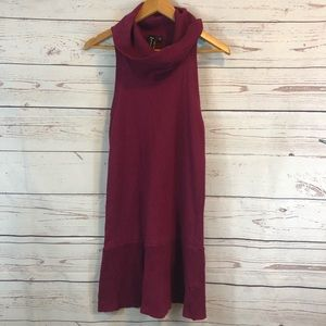 3/$15 🎉 Boy Meets Girl • Dress • Burgundy •